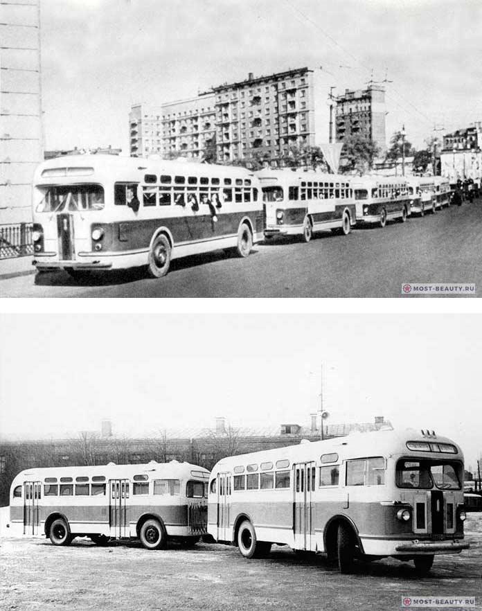 фото советских автобусов