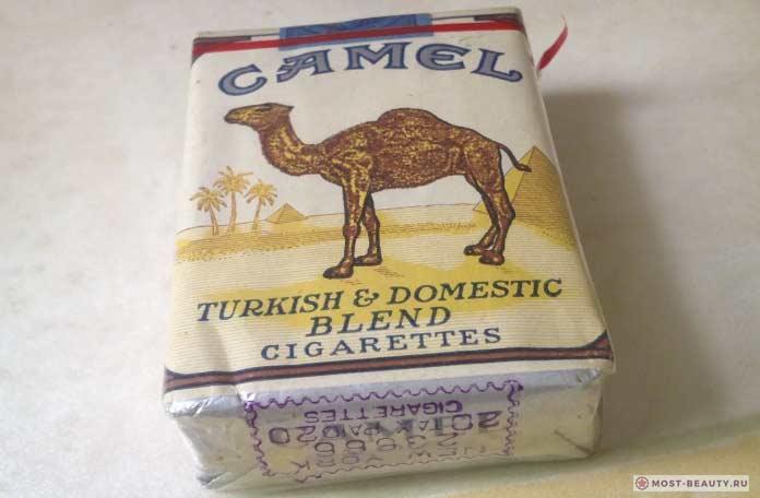 Какие сигареты курили в СССР: Camel в СССР