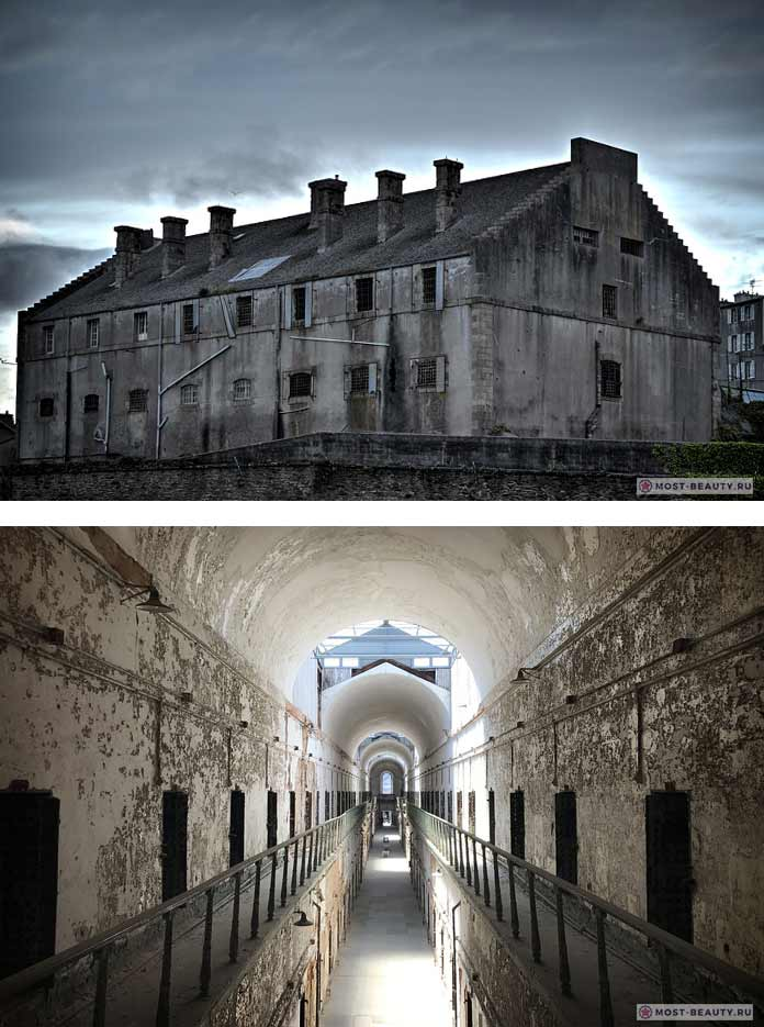 жуткие фотографии тюрем