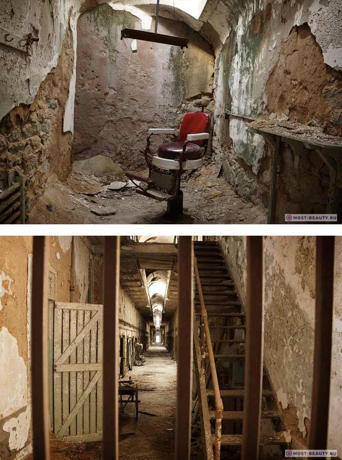 удивительные фотографии тюрем