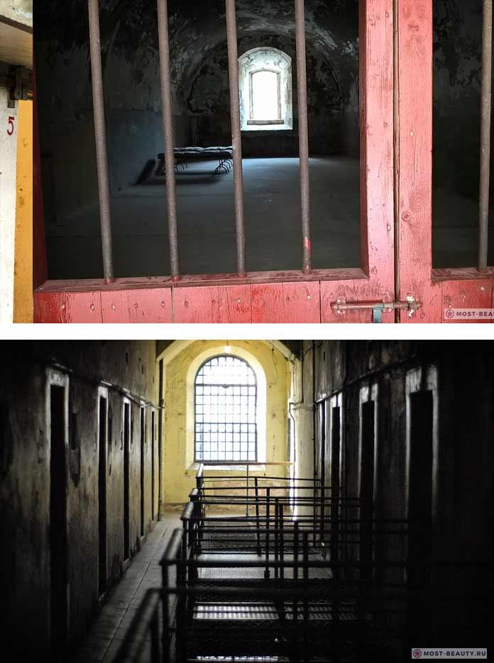 Фото брошенных тюрем