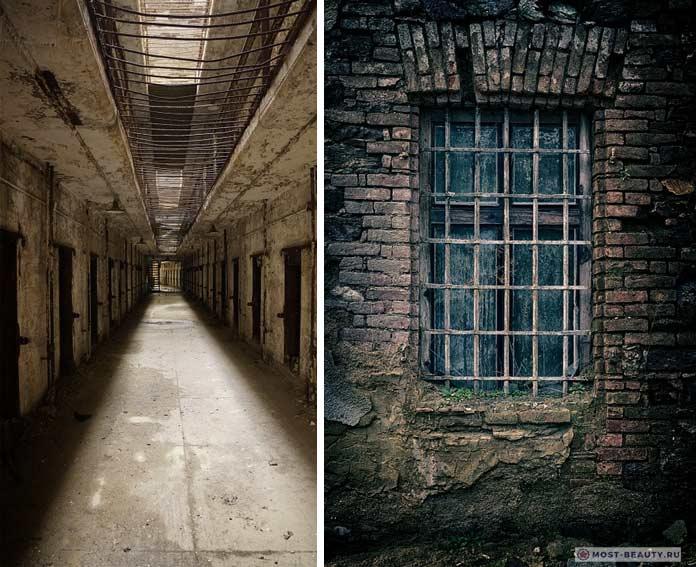 Фото тюрем