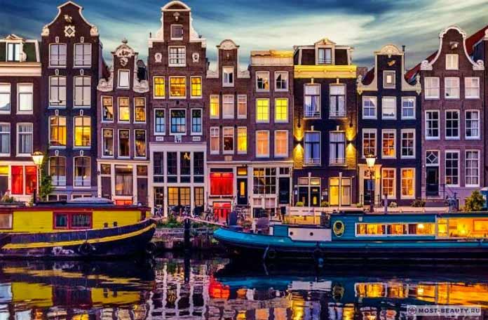 Самые красивые города Нидерландов