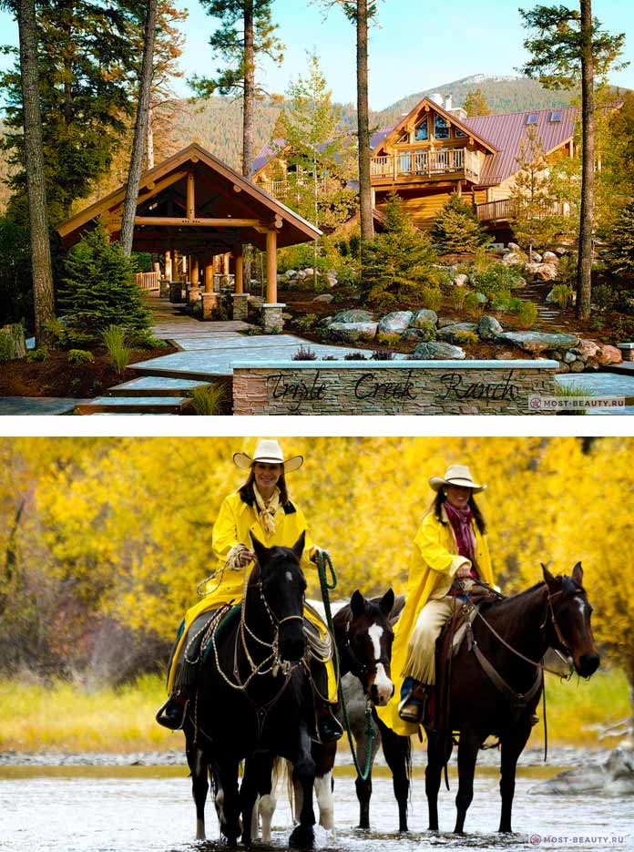 Hанчо TripleCreek Ranch
