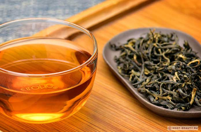 Интересное про чай