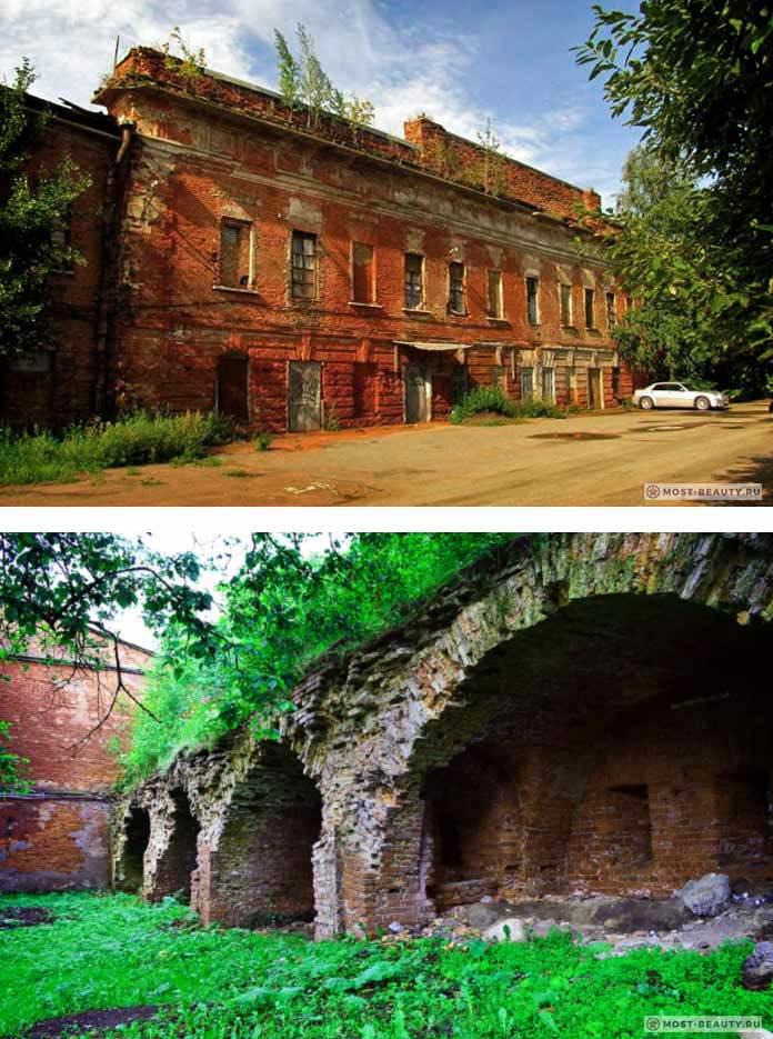Кронштадтская крепость тюрьма