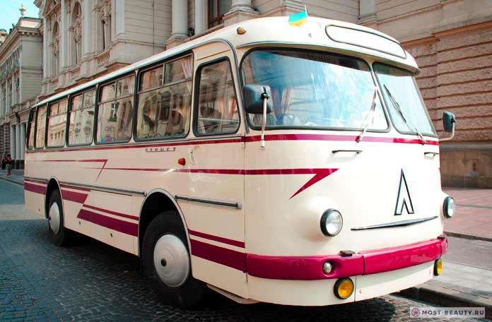 ЛАЗ 697 Турист
