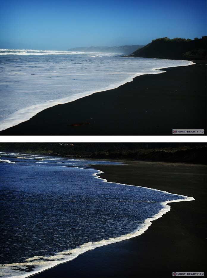 Муривай. Новая Зеландия