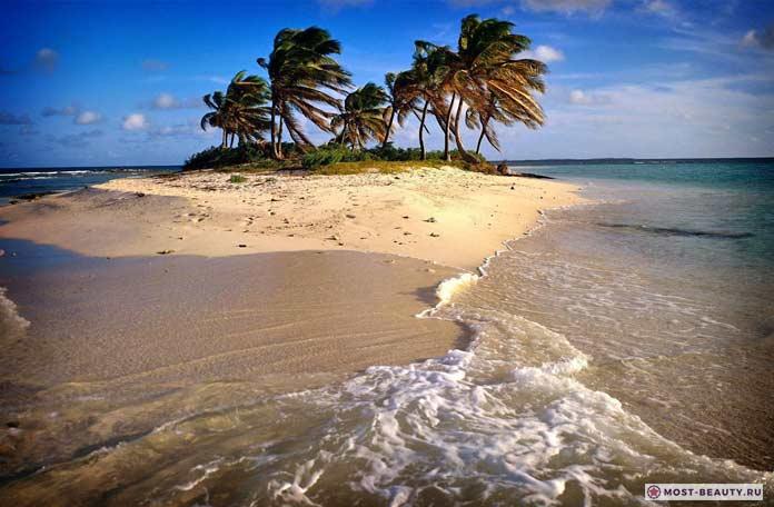 ТОП-5 островов на планете, куда не пускают людей