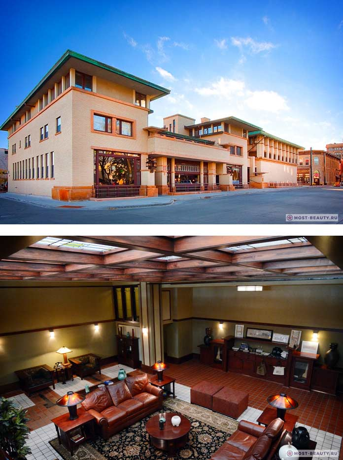 Отель Historic Park Inn