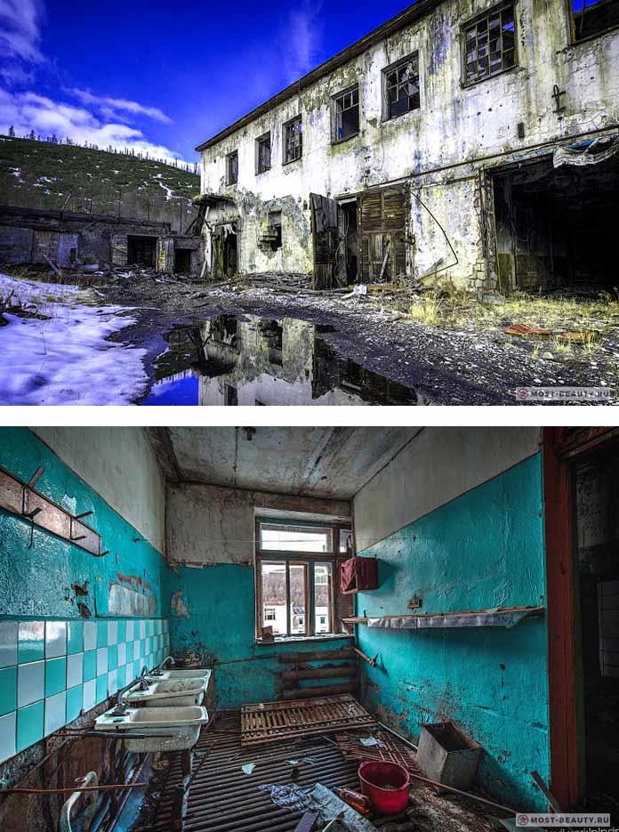 Посёлок Талая Россия