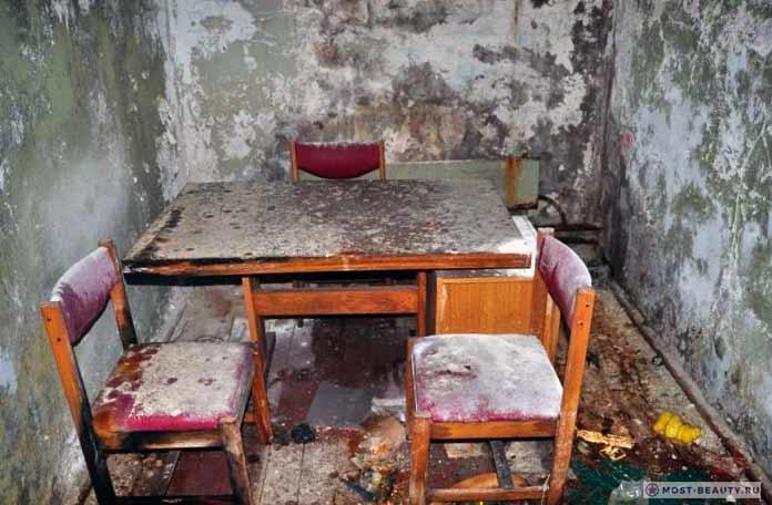 Радиоактивная тюрьма