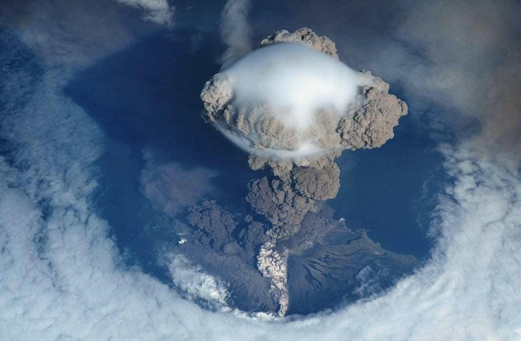7 активных супервулканов, извержение которых может произойти в скором времени