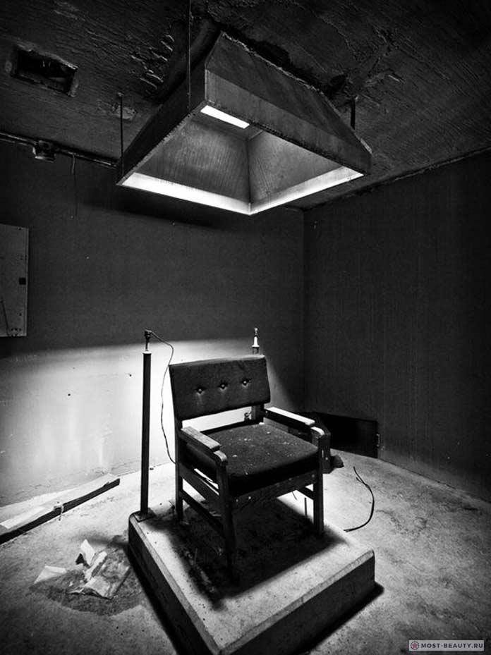 Тюрьма штата Теннеси США