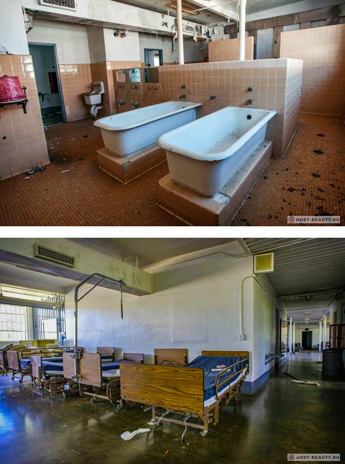 Тюрьма вАтланте США