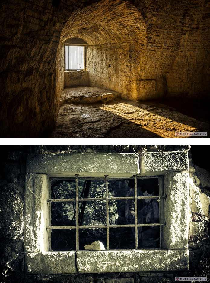 Фото заброшенных тюрем