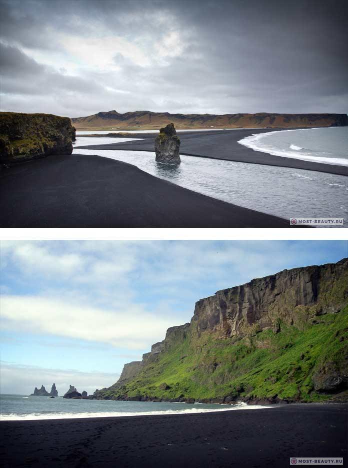 Вик. Исландия