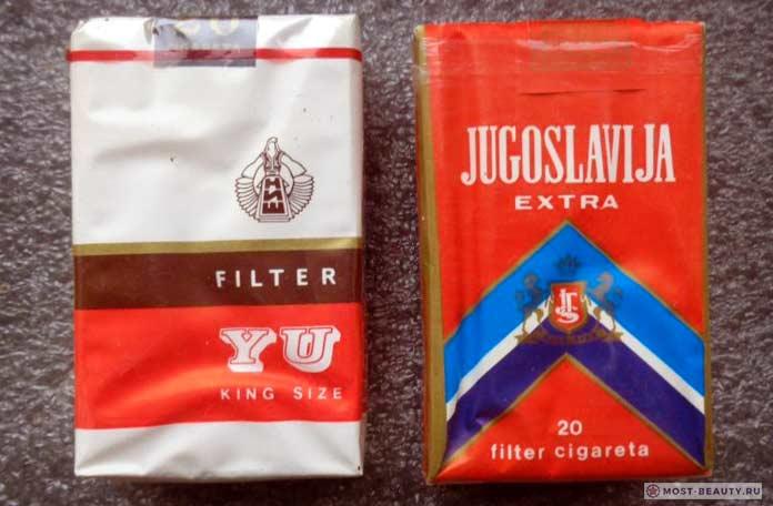 YU и Югославия