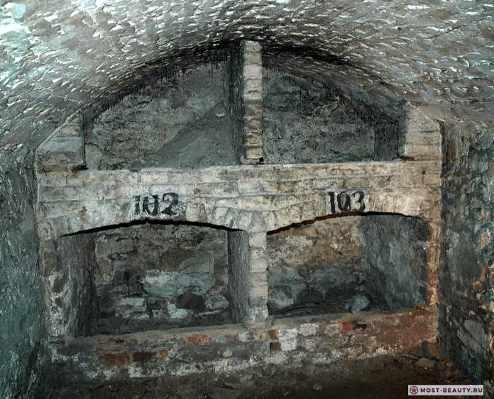Эдинбургские подвалы