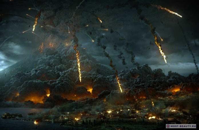 Самые интересные фильмы про вулканы