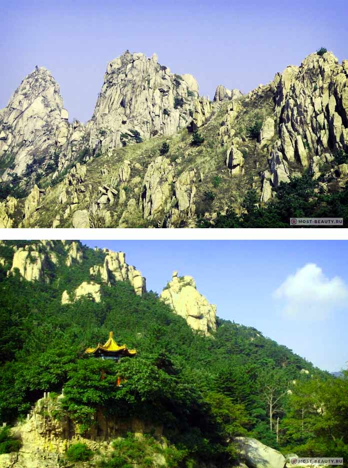 Гора Фушань
