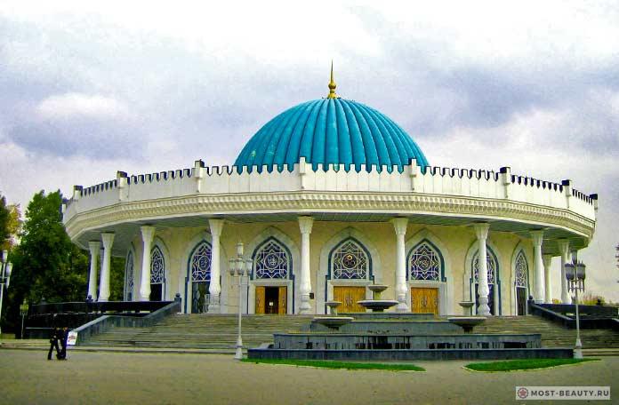 Государственный музей истории Тимуридов