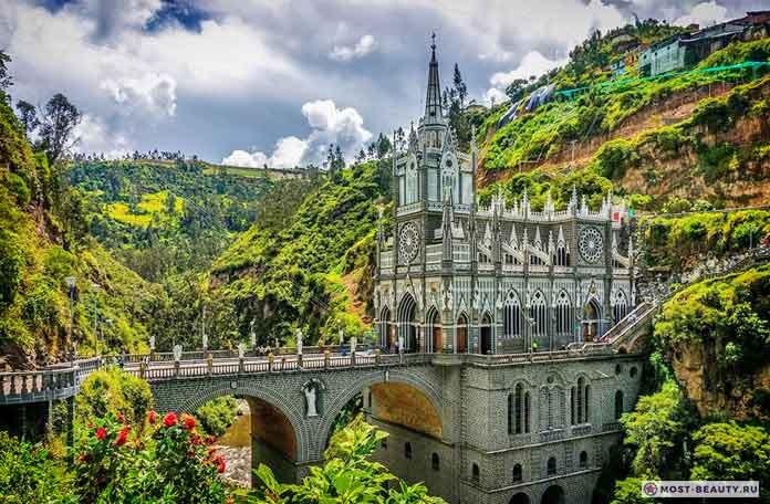 Самые красивые места Колумбии