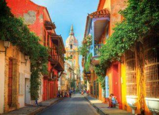 достопримечательности Колумбия
