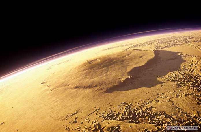 Марсианский Олимп
