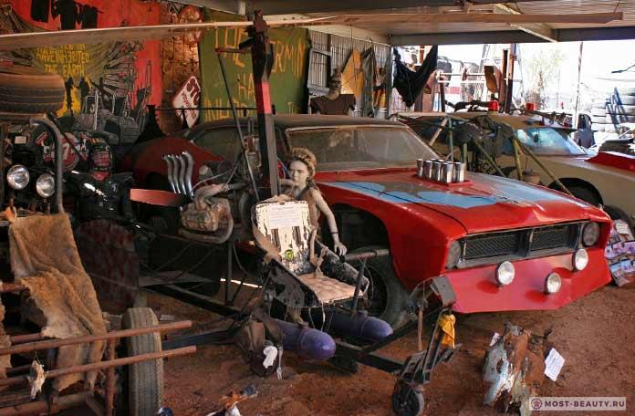 Музей Безумного Макса в Австралии