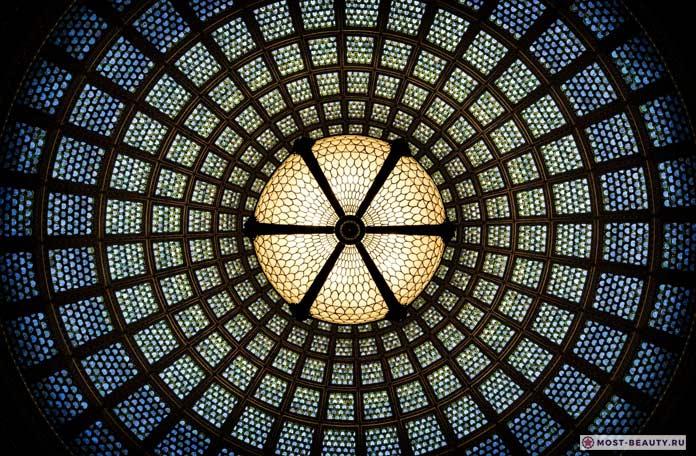 Фото потолка купола