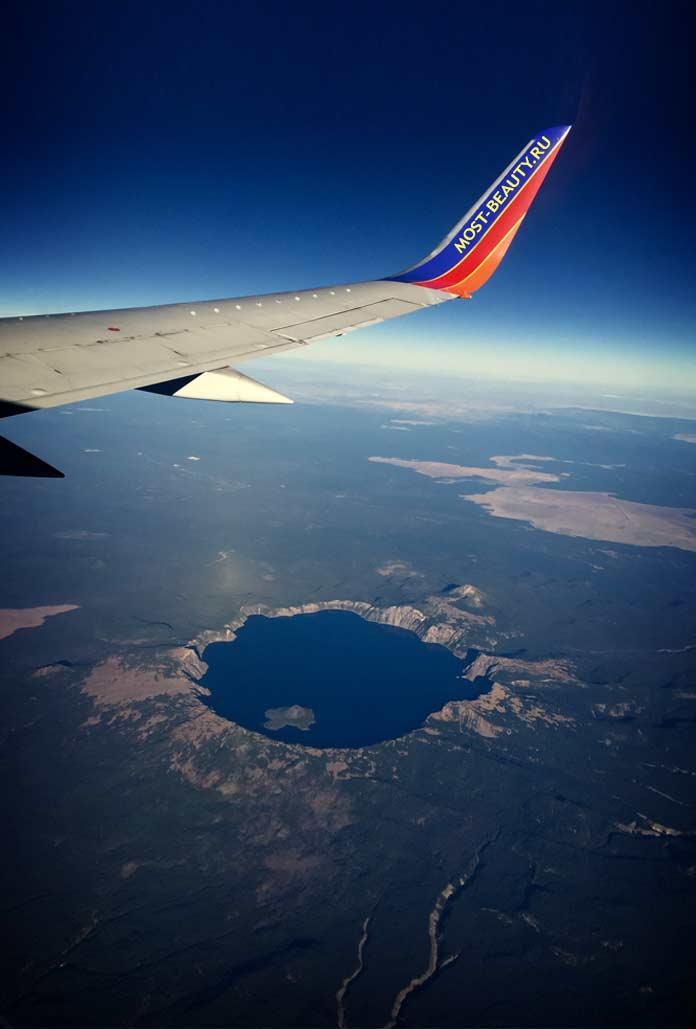 Невероятно красивые кратерные озера