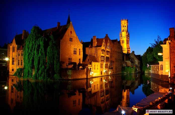Лучшие туристические достопримечательности Бельгии