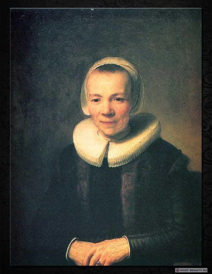 Берта Мартенс, жена Германа Думера (1640)