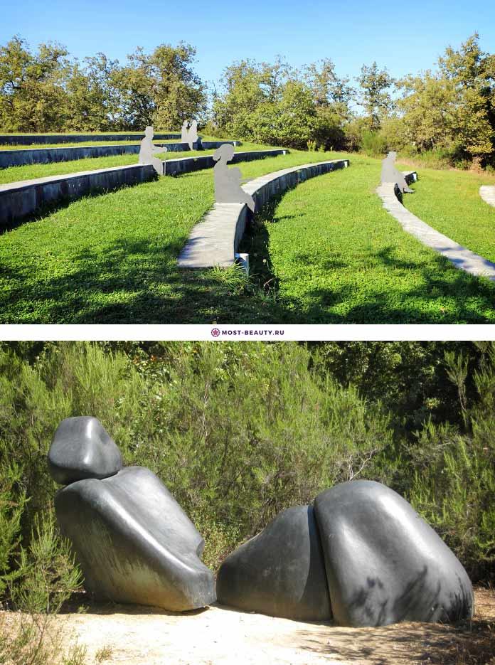 Chianti Sculpture Park | Tuscany, Italy