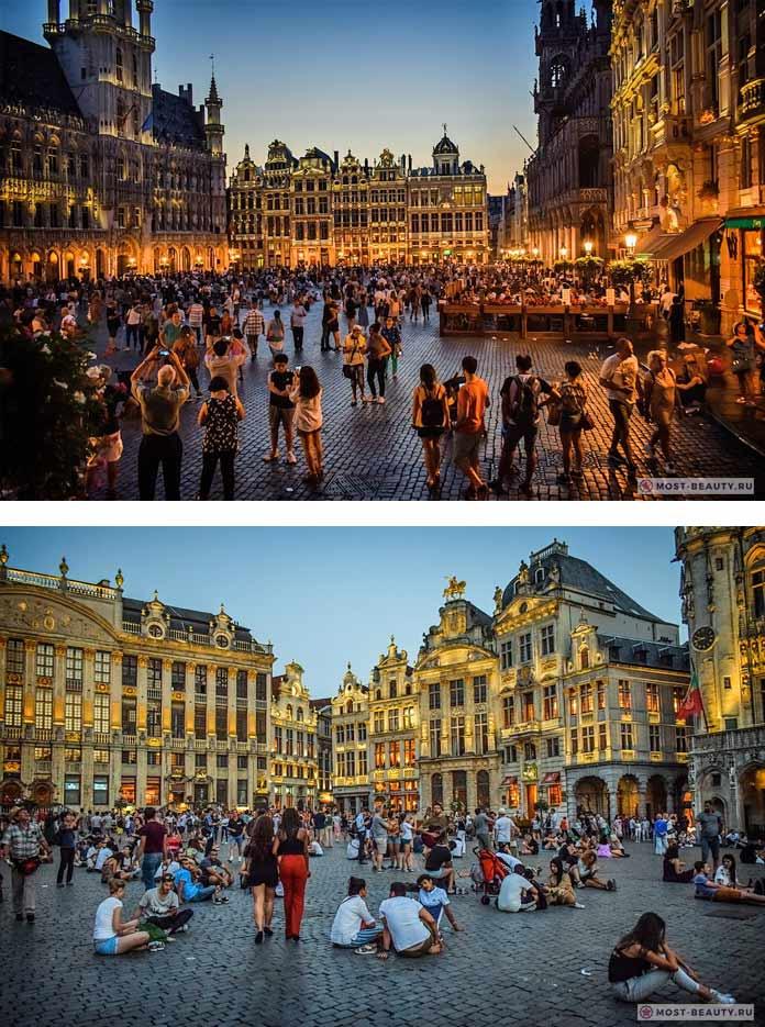 Grand Place, Brussels / Гранд-Плас, Брюссель