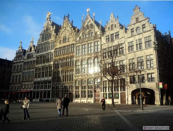 Гранд-Плас, Антверпен