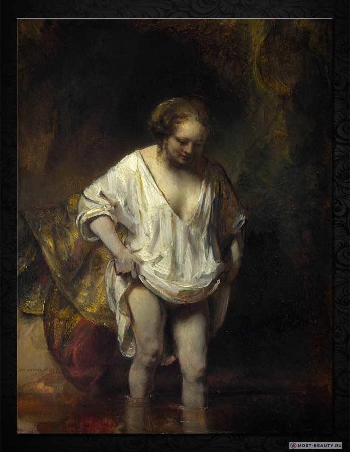Хендрикье на купании (1655)