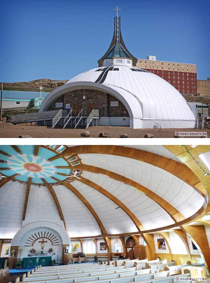 Необыкновенный собор Икалуита