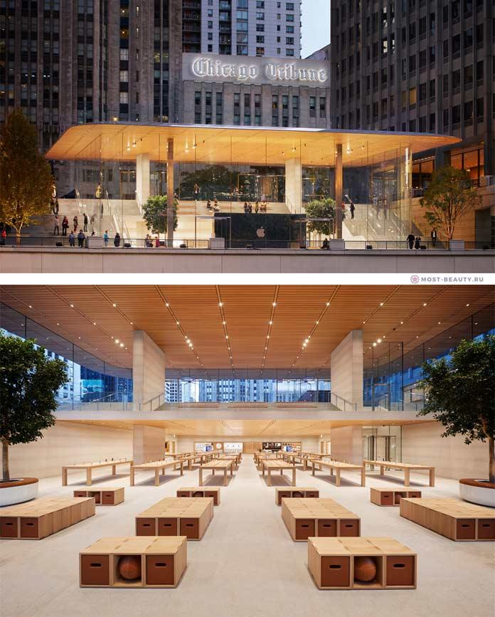 Apple Michigan Avenue