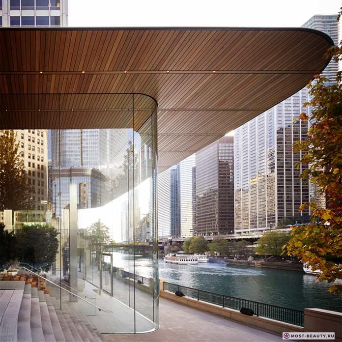 Apple Michigan Avenue, США