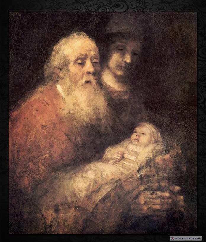 Симон с Иисусом (1669)