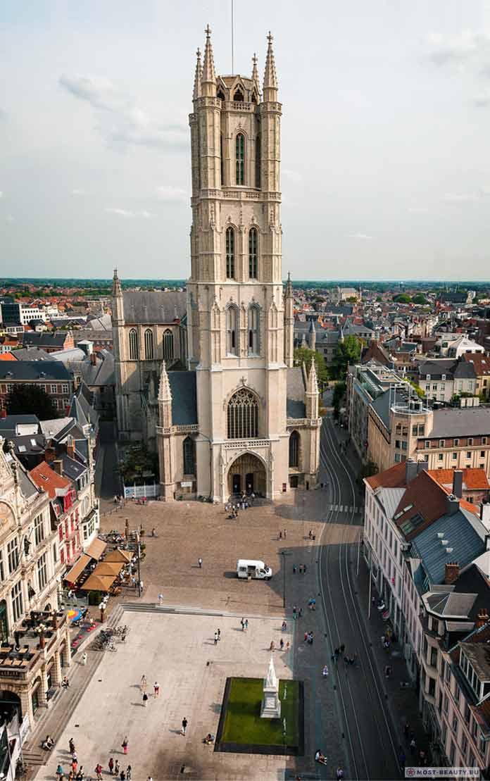 Собор святого Бавона, Гент