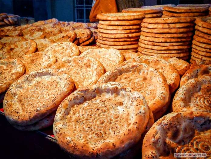 Уйгурский хлеб