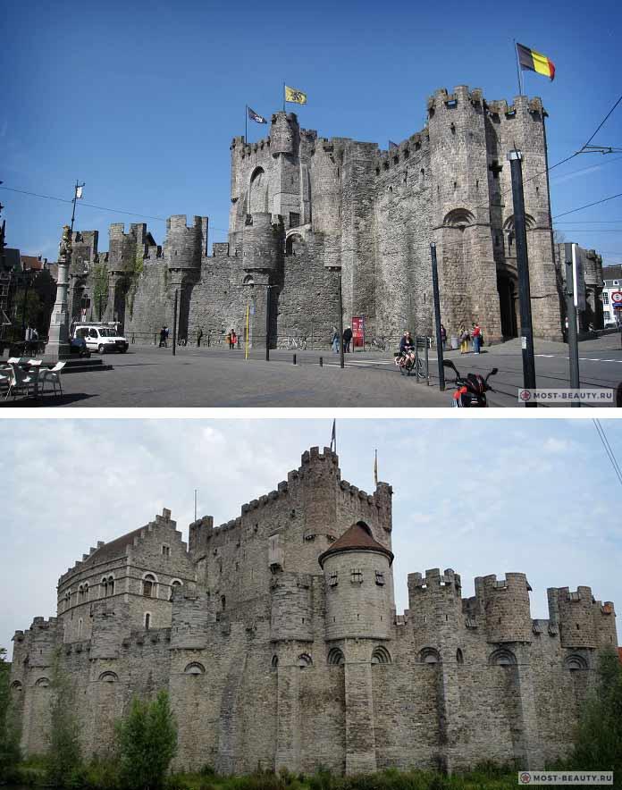 Замок Гравенстен и Старый город