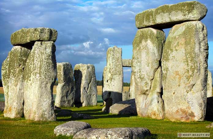Древнее мегалитическое Святилище - мегалитические сооружения