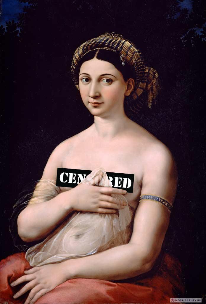 Форнарина (1520) — одна из красивейших картин Рафаэля