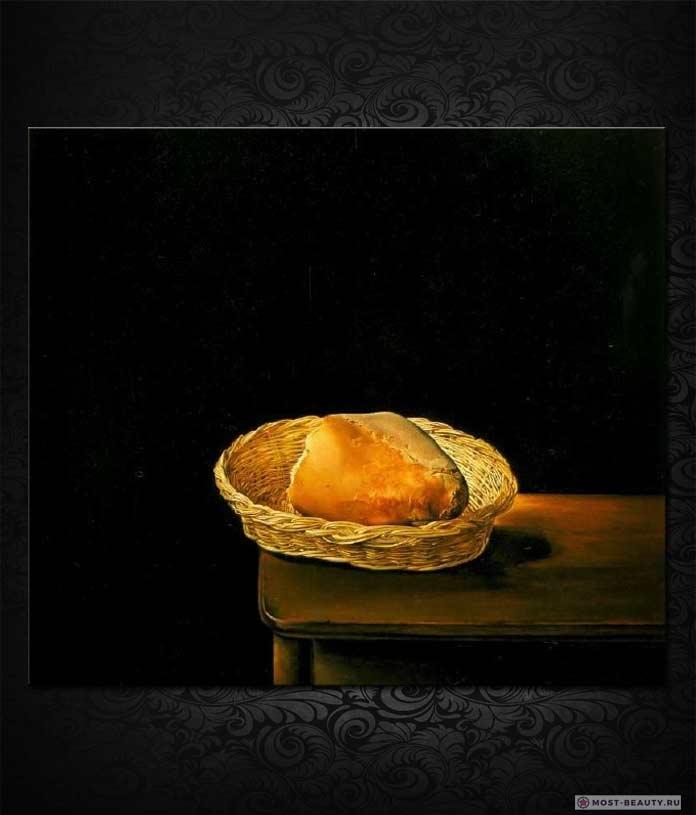 Корзинка с хлебом (1945)