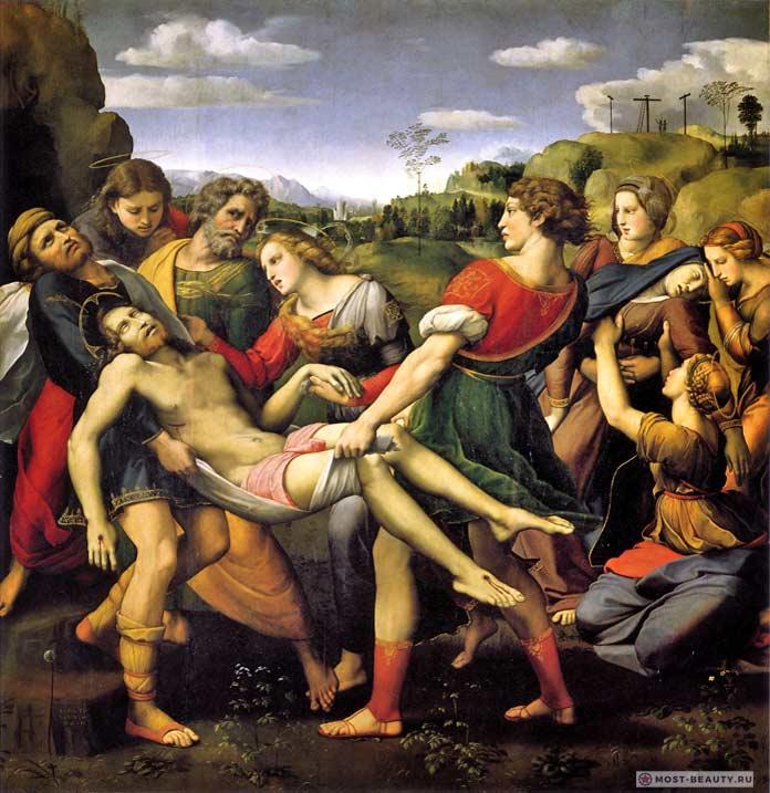 «Положение во гроб» (1507)