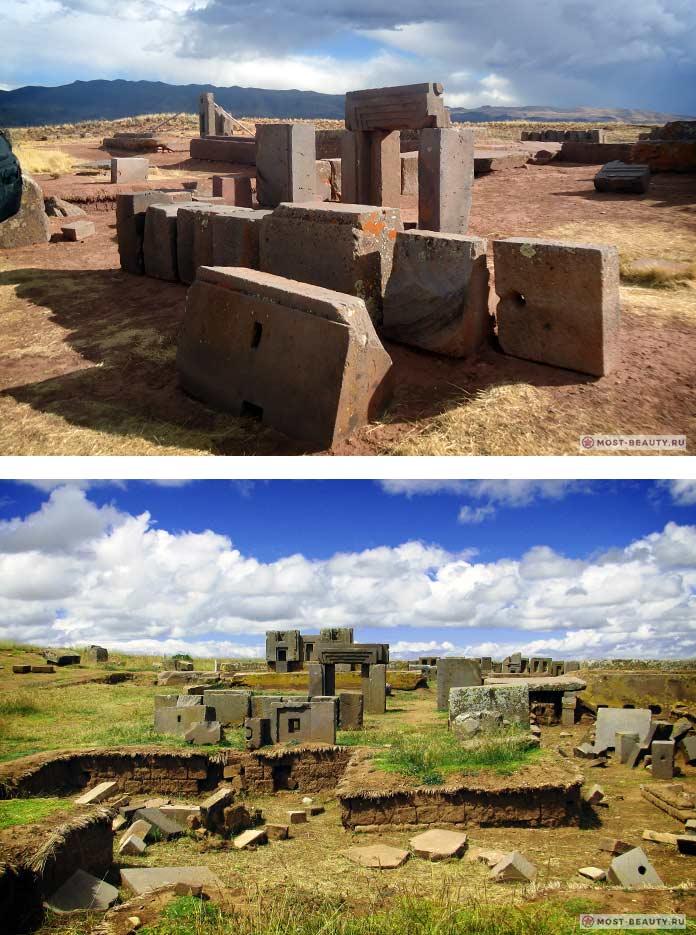 Пума Пунку - неразгаданные мегалитические строения